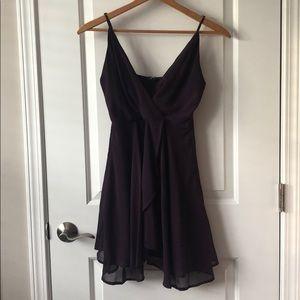 Purple Windsor Cocktail Dress